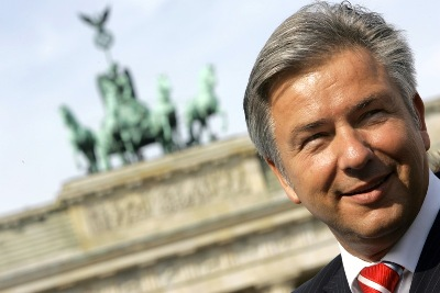 Klaus Wowereit Governing Mayor of Berlin